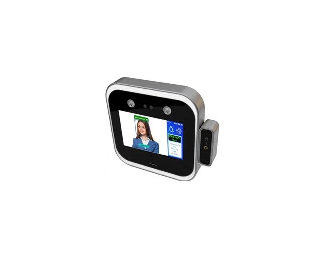 WRIST TEMPERATURE DETECTION AND FACE RECOGNITION TERMINAL
